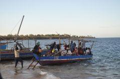 Mtwara taxiboat